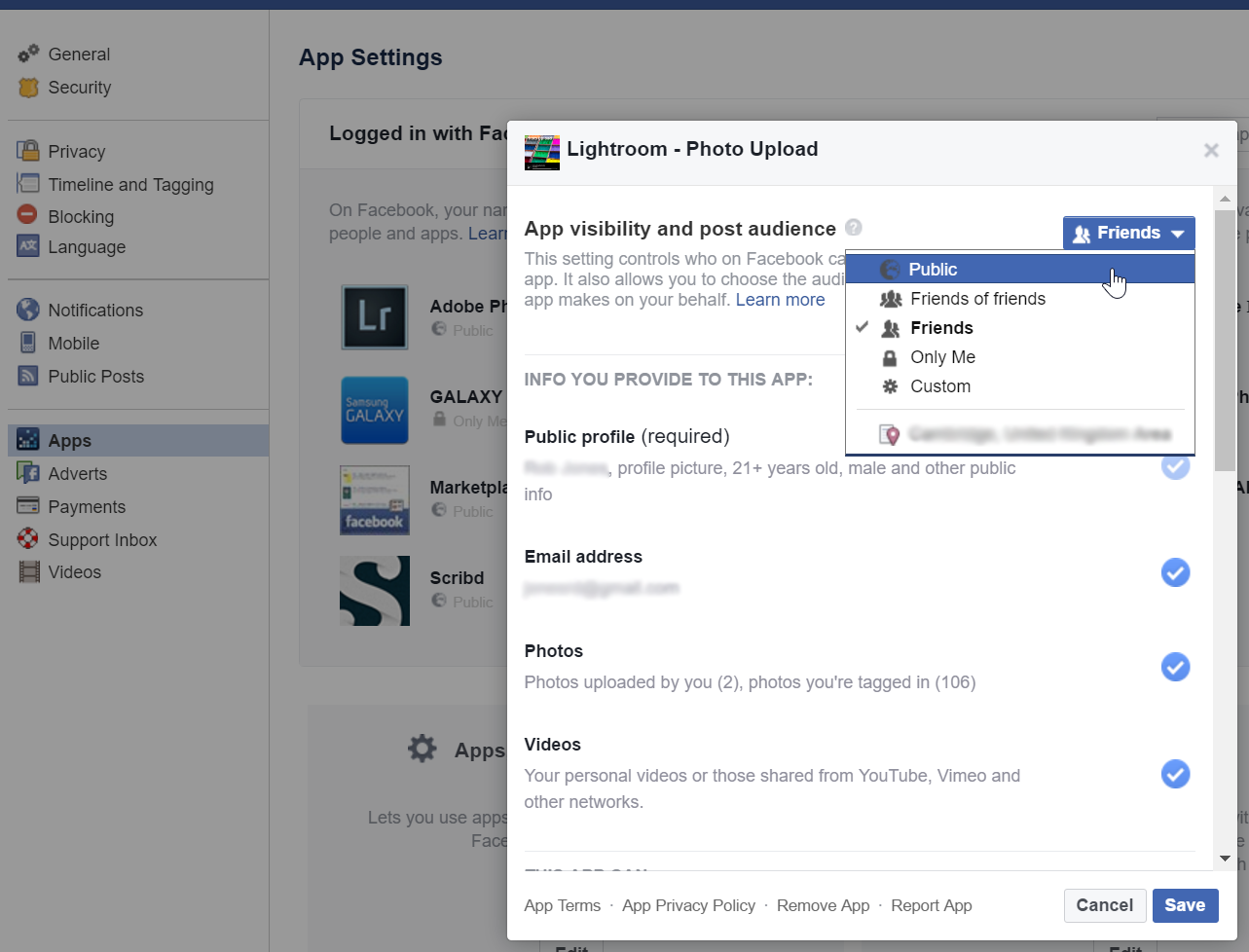 settings-facebook-app-visibility